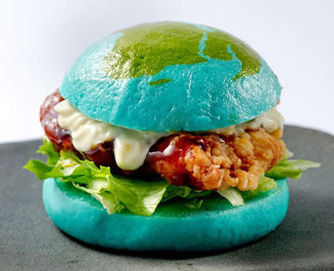 16 Colorful Fast Food Dishes