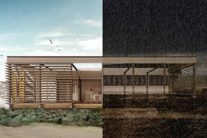 This Durable Beach House is Designed to Withstand Powerful Storms