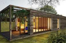 Movable Luxury Houses