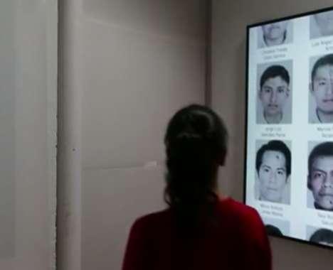 Facial Recognition Art Installations