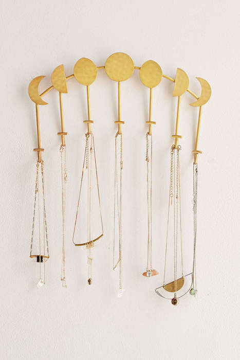 Celestial Jewelry Storage - Magical Thinking's Accessory Holder is Ideal for Necklace Storage