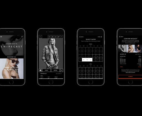 Model-Booking Apps