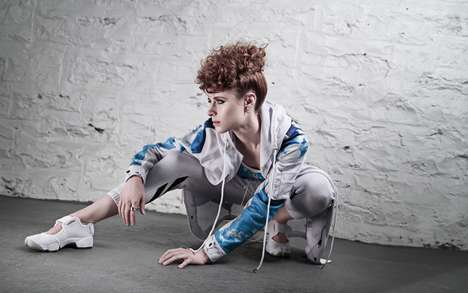 DJ-Inspired Fashions - The Line 'Bad Bunch NYC' Clothing was Designed with Creative Director Kiesza