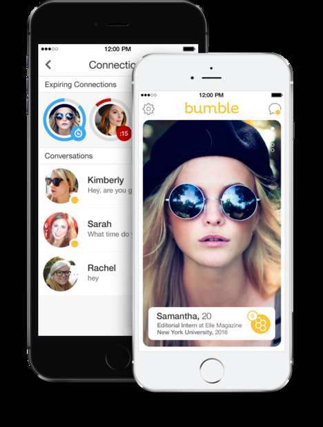Behavior-Rewarding Dating Apps - This App Honors Male Users Who Demonstrate Good Behavior