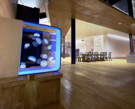 45 Modern Aquarium Designs