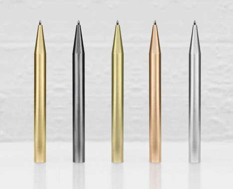 Luxurious Metal Pens