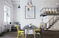 Charming Industrial Lofts