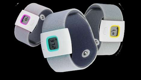 Wearable Infant Thermometers - This Smart Bracelet Provides Continuous Temperature Measuring