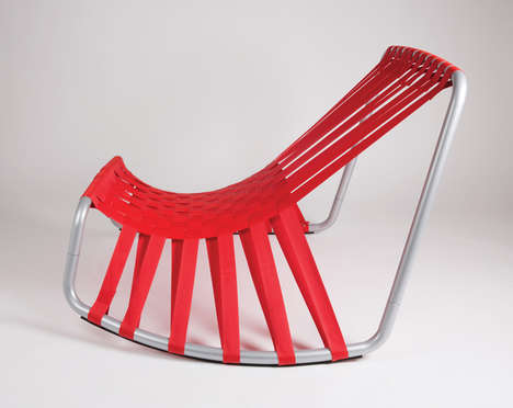 Public Napping Chairs - This Modern Seat is Meant to be Placed in Cities for a Temporary Relief