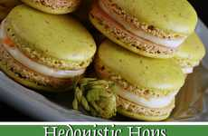 Hops-Based Cookbooks - This Recipe Book Guides Users on How to Cook with Hops