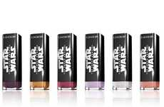 Sci-Fi Cosmetic Collections - Disney's Star Wars and CoverGirl Created an Epic Makeup Collection