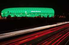 LED-Wrapped Stadiums