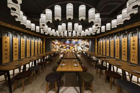 Bustling Traditional Establishments - This Tokyo Restaurant Marries Tradition with Effortless Style