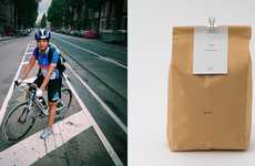 Bike-Delivered Healthy Meals - Tring Tring is a Peer-to-Peer Service Delivering in Amsterdam