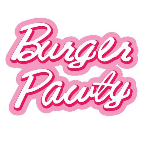 Female-Driven Burger Events - The Burger Pawty Playfully Celebrates Women in the Butcher Industry