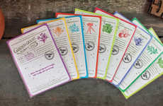 Plantable Seed Cards - This All-Natural Seed Paper Makes a Perfect Eco-Friendly Gift