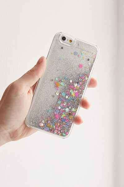 Snowglobe Phone Protectors - This Glitter Phone Case is Mesmerizing and Nostalgic