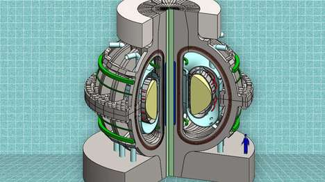 Inexpensive Nuclear Reactors - The ARC Reactor Design is Smaller and Cheaper Than Existing Reactors
