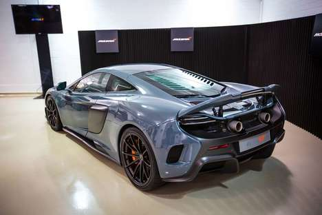 Riproaring British Racecars - The McLaren 675LT Packs an Incredible Punch