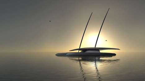 Autonomous Research Ships - The Mayflower Autonomous Research Ship Will Sail the Atlantic