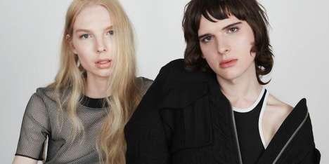 Transgender Fashion Marketing - & Other Stories' Fall Fashion Campaign Encourages Gender Inclusion