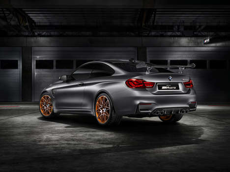 Road Racing Concept Cars - The BMW Concept M4 GTS is Track-Ready and Road-Focused
