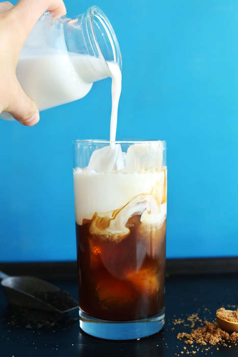 Thai Iced Teas - This Creamy Black Tea Beverage is Completely Dairy-Free