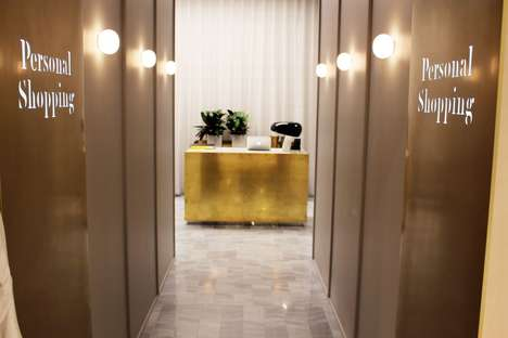 Personal Shopping Suites - Selfridges Now Has a Dedicated Space for Retail Consultations