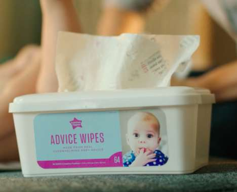 Parenting Baby Wipes