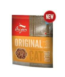 Rustic Cat Food Packaging - Orijen's Cat Food Packaging Showcases the Products' Nutritional Value