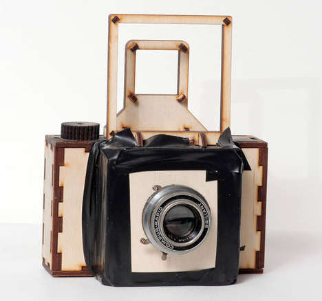Sophisticated DIY Cameras - 'The Focal Camera' Teaches Anyone to Make an Advanced Cameras