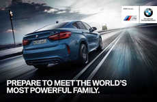 Test-Driving the BMW M Vehicles at the Canadian Tire Motorsport Park