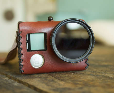 Vintage Action Camera Cases