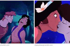 These LGBT Disney Princess GIFs Challenge the Way the World Sees Romance