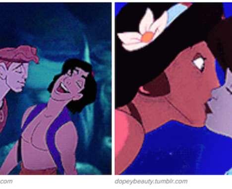 LGBT Disney Couples