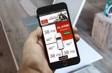 Automotive Anti-Theft Apps - 'Rimtech' is the First Anti-Theft System for Auto Wheels