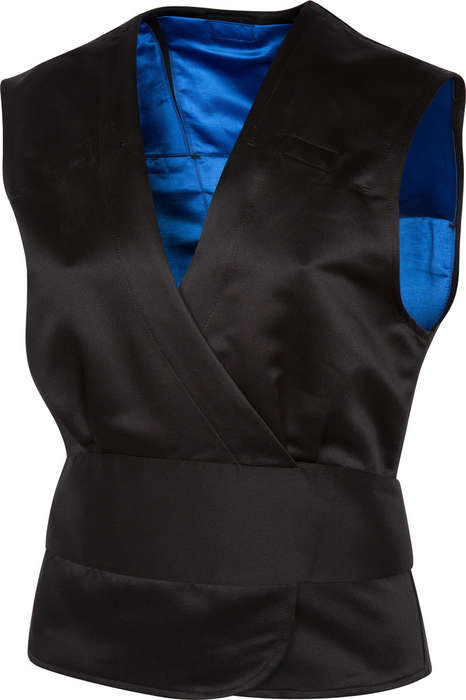 Calorie-Burning Vests - The Cold Shoulder Weight Loss Vest Helps in Burning 500 Calories a Day
