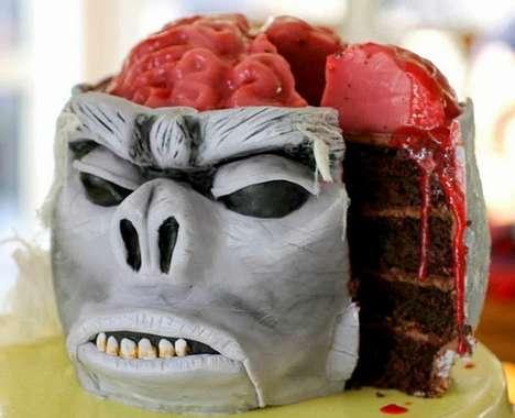40 Unique Cake Designs