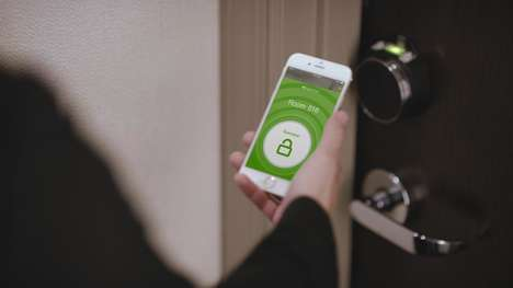 Keyless Check-In Systems - This New Hilton System Lets Members Check In With Their Smartphones