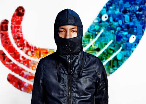 Recycled Plastic Clothing - Pharrell and G-Star Raw Collaborate Using Recycled Ocean Waste