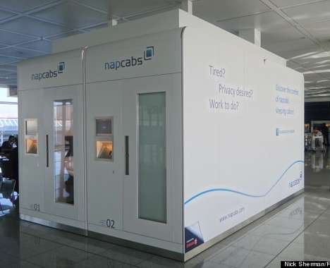 Airport Pod Hotels