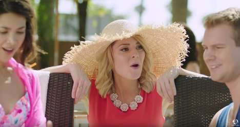 Comedic Brand Channels - Grace Helbig Works with Marriott Hotels in a Fun Digital Campaign