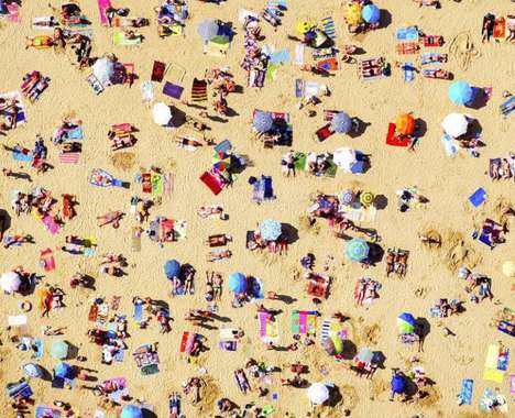 Stunning Aerial Beach Images