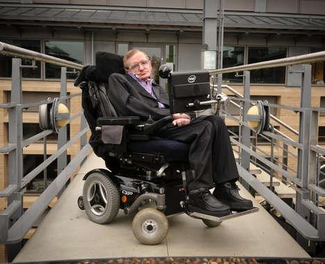 Wheelchair-Connected Speech Software