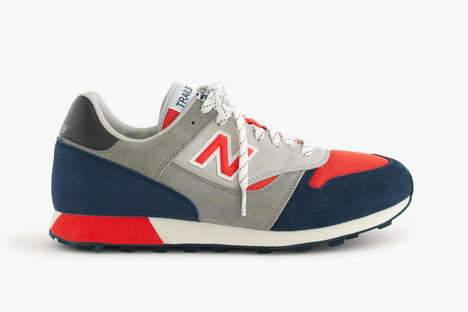 Preppy Shoe Collaborations - This J.Crew New Balance Trail Buster Comes in Perfect Fall Colors