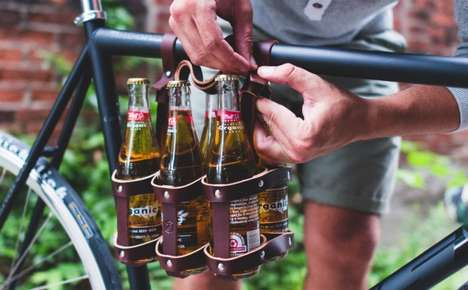 17 Beer-Transporting Devices - From Deceptive Beer Briefcases to Multifunctional Summer Coolers