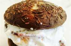 Deli Ice Cream Sandwiches - This Pastrami Ice Cream Sandwich Flavor Boast Bold Savory Seasonings