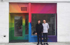 Record Label Lifestyle Shops - The Jaime XX New York Store is Opened in Partnership With Young Turks