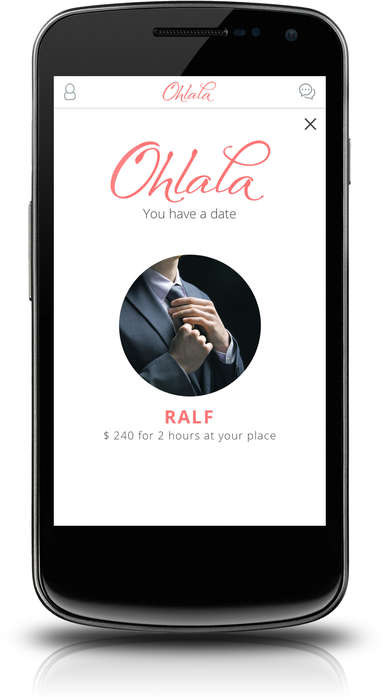 Paid Companionship Apps - The Ohlala Paid Dating Platform Provides Compensation for Company