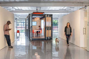 'The Kennel' Provides Offices for Startups That Lack Space